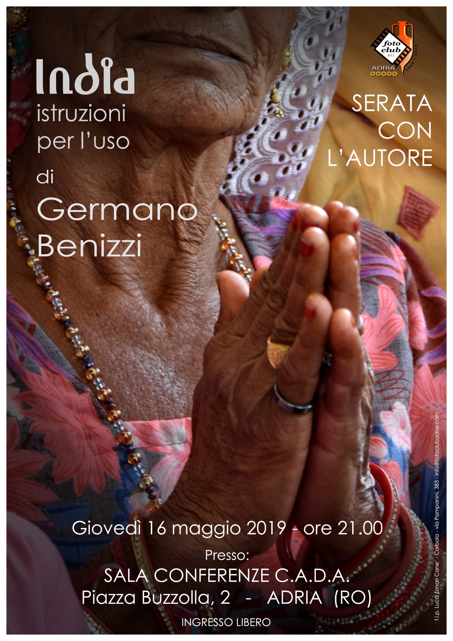 2019-05-16 Germano Benizzi