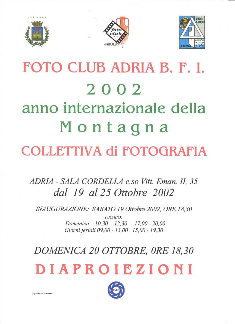 29 ott. - 25 ott. 2002