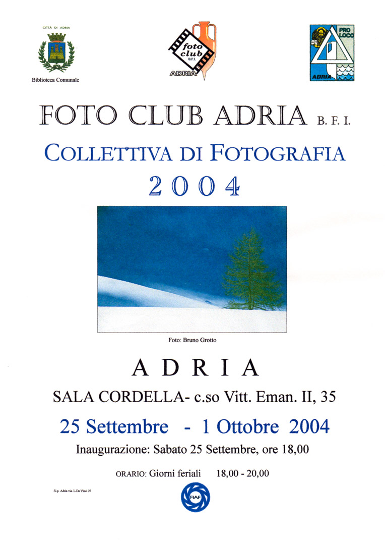 25 set. - 1 ott. 2004