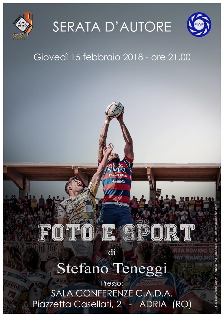 Serata autore: Stefano Teneggi