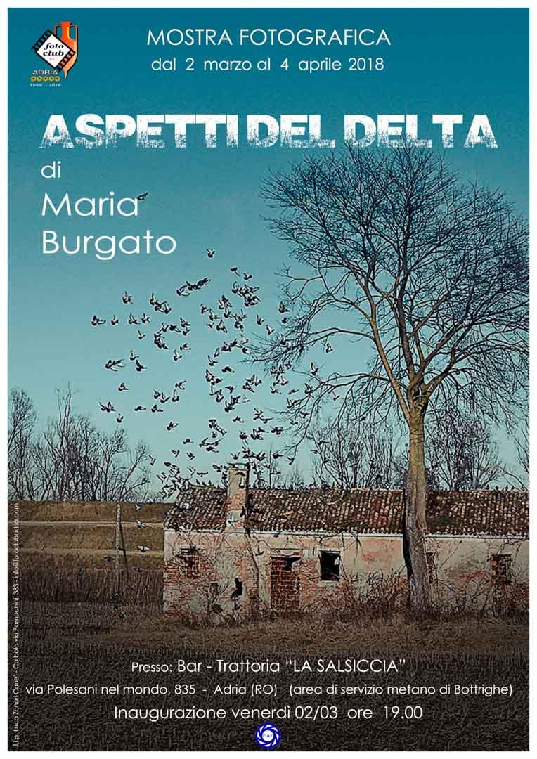 Serata autore: Maria Burgato