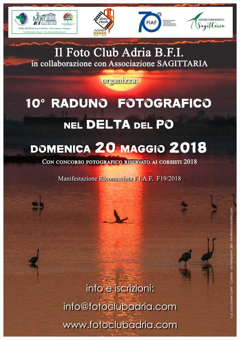 X Foto Raduno nel Delta