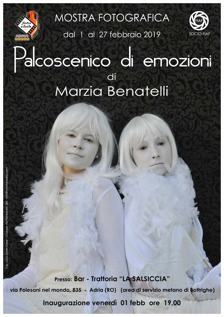 2019-02-01 Marzia Benatelli
