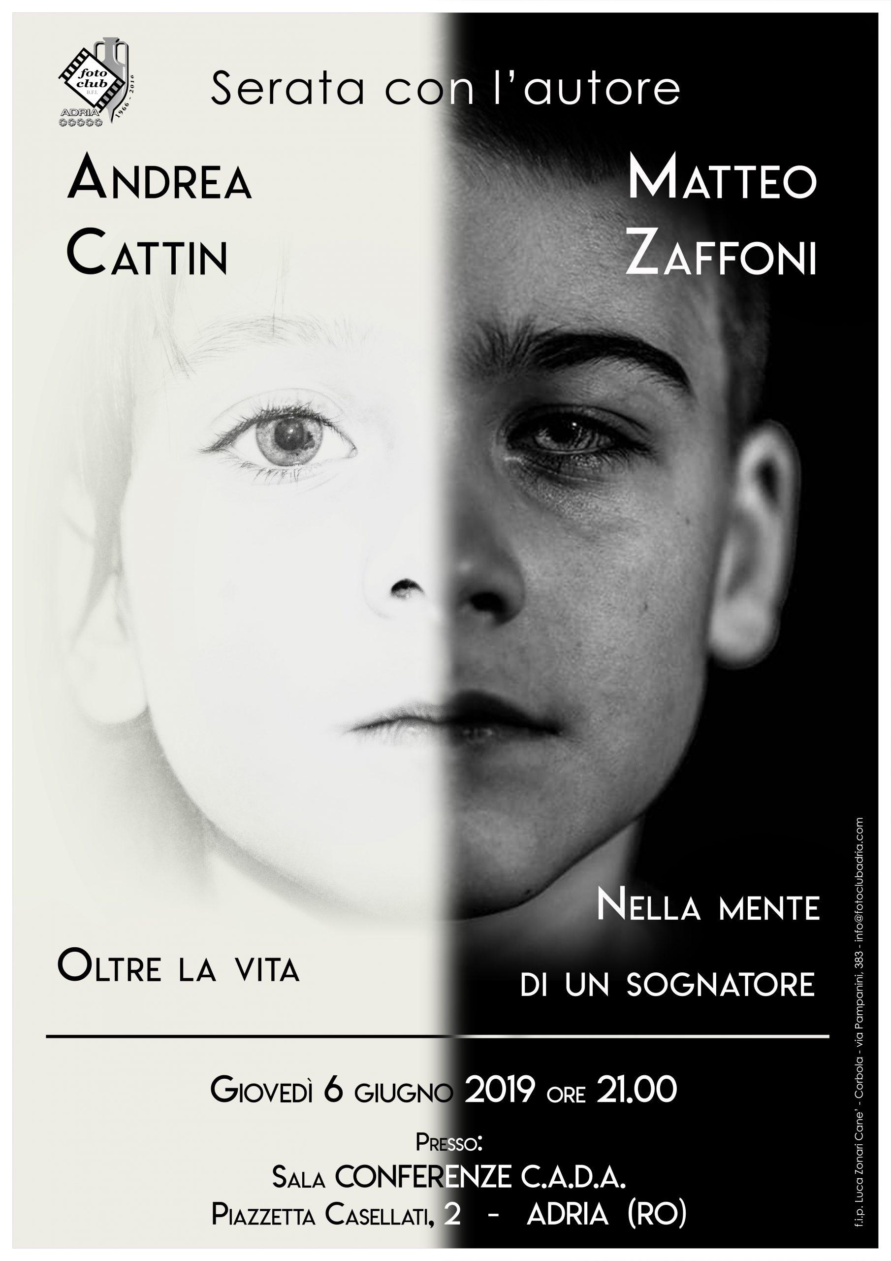 2019-06-06 Andrea Cattin e Matteo Zaffoni