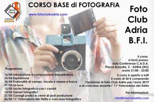 Corso Fotografia 2019 Pieghevole interno