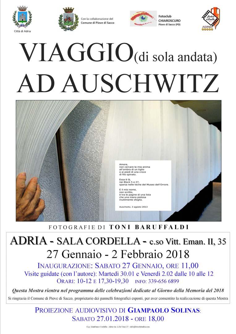 Antonio Baruffaldi: Giornata della memoria