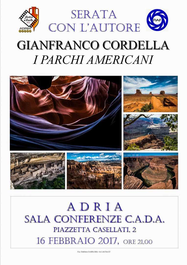 001 locandina CORDELLA PARCHI USA