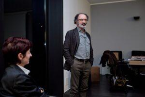 Serata autore: Roberto Bartoloni