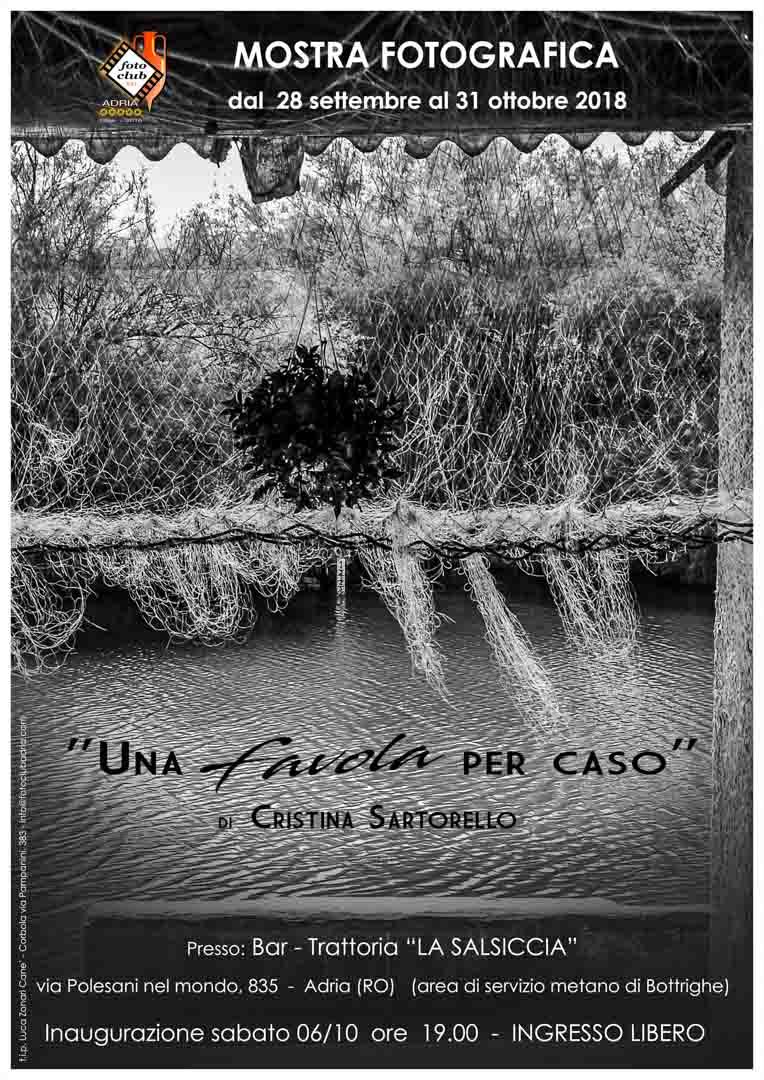 Personale di Cristina Sartorello