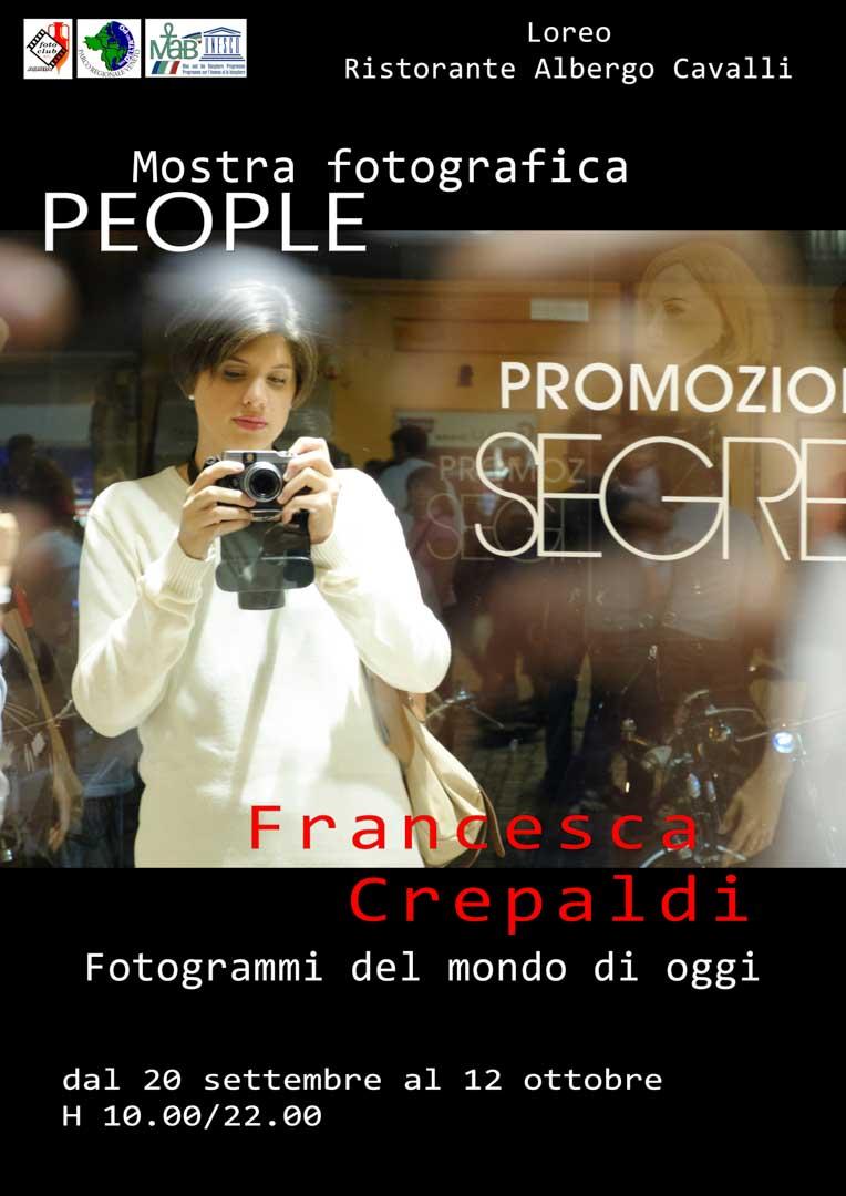 Personale di Francesca Crepaldi