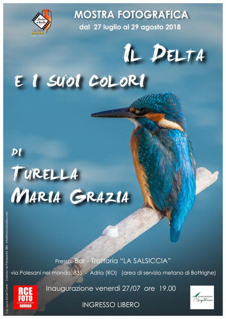 Personale di Maria Grazia Turellla