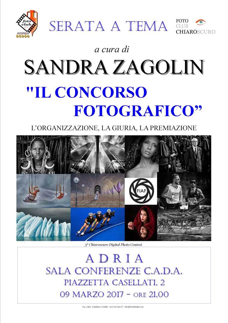 Serata autore: Sandra Zagolin