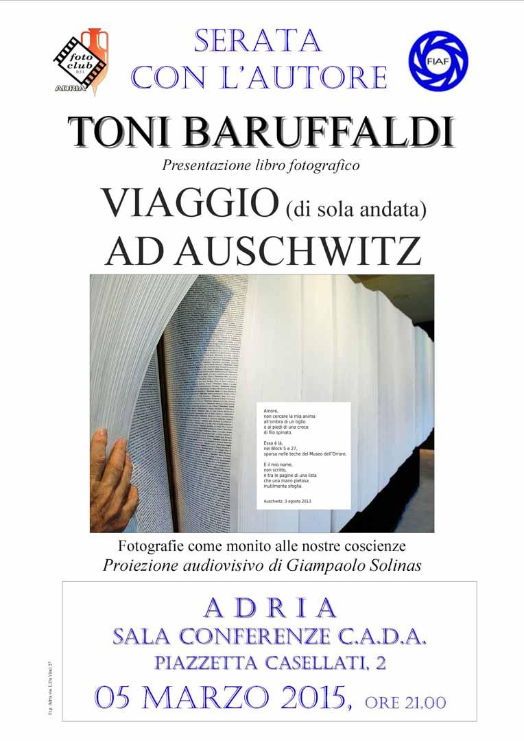 Searat autore: Toni Baruffaldi