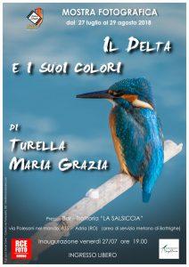 Personale diMaria Grazia Turella