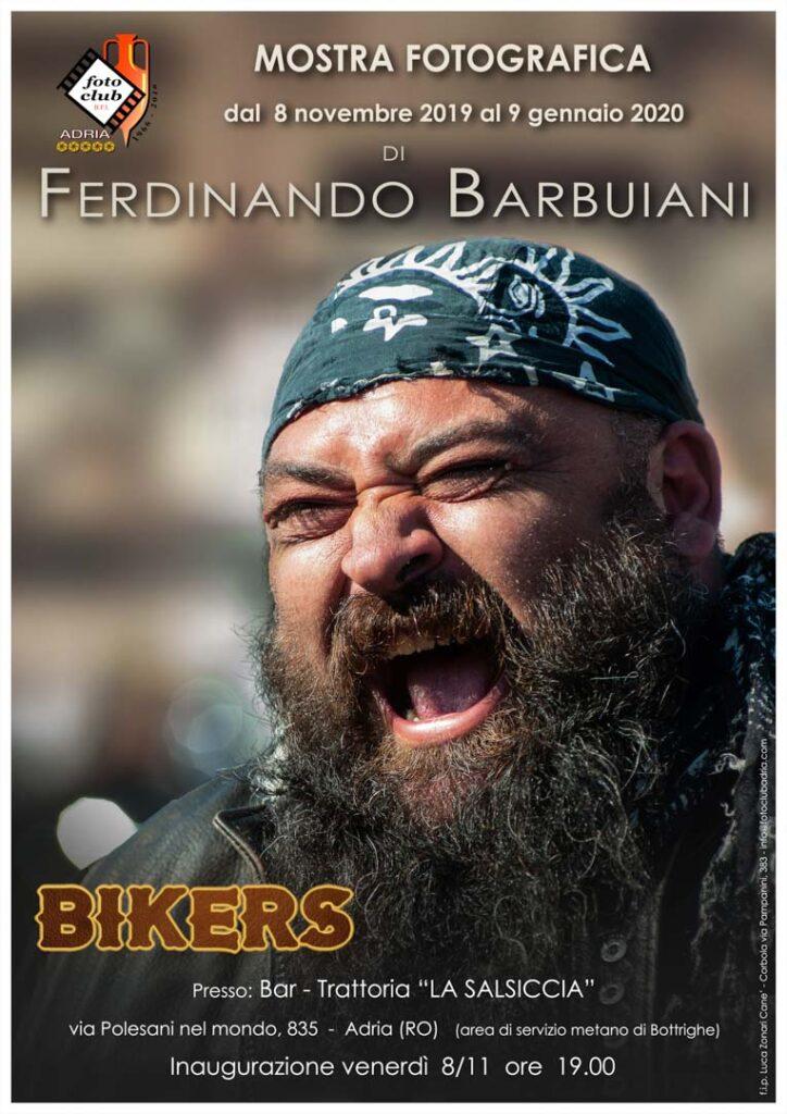 Personale di Ferdinando Barbuiani