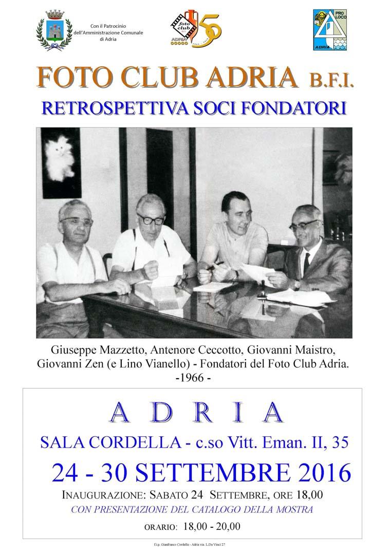 locandina Soci Fondatori
