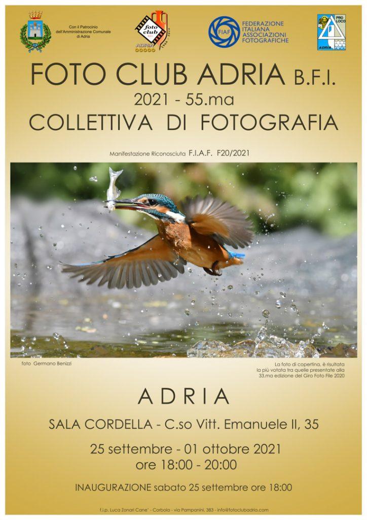 55ma Sociale del Foto Club Adria BFI